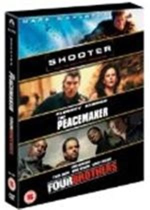Shooter / Peacemaker / Four Brothers
