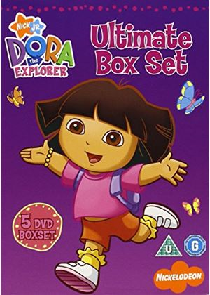 Dora The Explorer - Ultimate Box Set