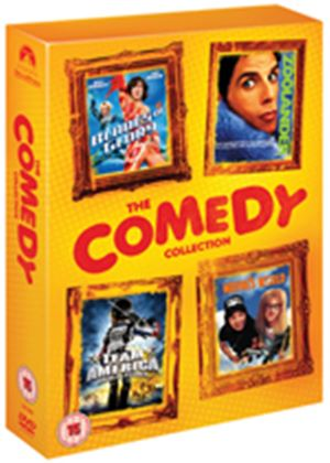 Comedy Collection - Blades of Glory / Zoolander / Team America / Wayne's World