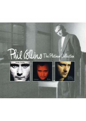 Phil Collins - The Platinum Collection   [Face Value/No Jacket Required/...But Seriously] [Box set]