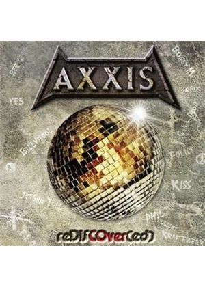 Axxis - Rediscover(Ed) (Music CD)