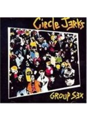 Circle Jerks - Group Sex (Music Cd)