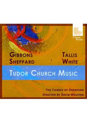 Tudor Church Music (Music CD)