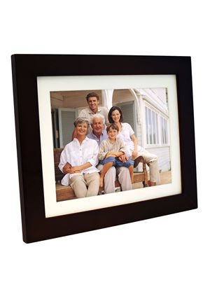 PanDigital 10.4-Inch LCD Digital Photo Frame - Black