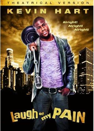 Kevin Hart - Laugh At My Pain (+DVD)