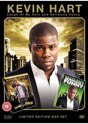 Kevin Hart - Stand Up Box Set (Music CD)