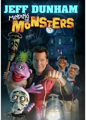 Jeff Dunham - Minding The Monsters (+DVD) (Music CD)