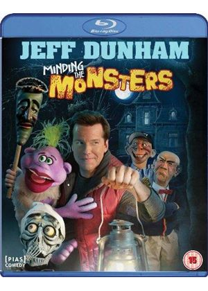 Jeff Dunham - Minding The Monsters (Blu-Ray)