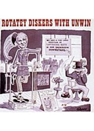 Stanley Unwin - Rotatey Diskers (Music CD)