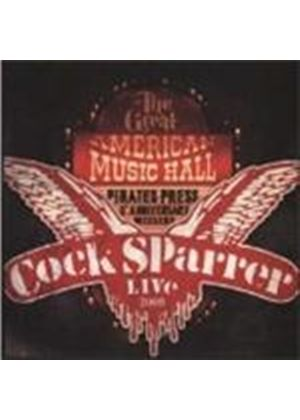 Cock Sparrer - Back In SF 2009 (+DVD)