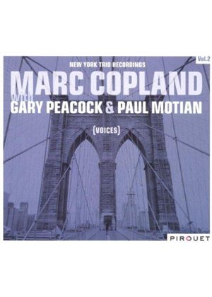 MARC COPLAND - Voices + Gary Peacock And Paul Motian[German Import]