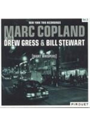 Marc Copland & New York Trio - Night Whispers (Music CD)