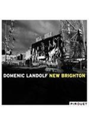 Domenic Landolf - New Brighton (Music CD)