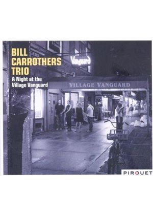 Bill Carrothers - Night at the Village Vanguard (Live Recording) (Music CD)