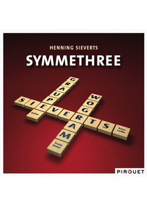 Henning Sieverts - Symmethree (Music CD)