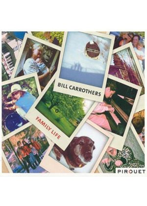 Bill Carrothers - Family Life (Music CD)