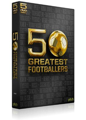 Football's Greatest - 50 Greatest Footballers