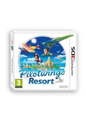 Pilot Wings Resort 3D (Nintendo 3DS)