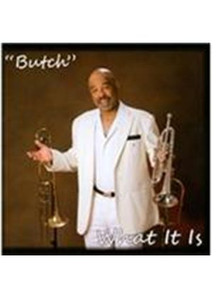Butch Harrison - What It Is (Music CD)