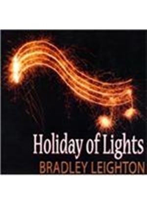 Bradley Leighton - Holiday of Lights (Music CD)