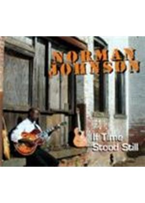 Norman Johnson - If Time Stood Still (Music CD)