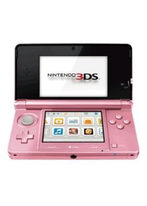 Nintendo 3DS Handheld Console (Coral Pink)