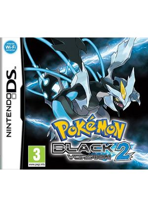 Pokemon Black - Version 2 (Nintendo DS)
