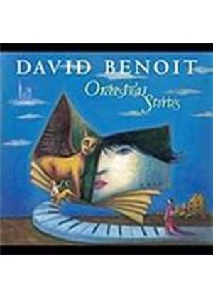 David Benoit - Orchestral Stories (Music CD)