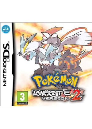Pokemon White - Version 2 (Nintendo DS)
