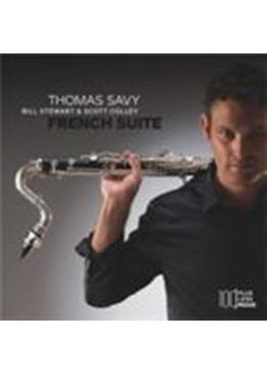 Thomas Savy - French Suit (Music CD)
