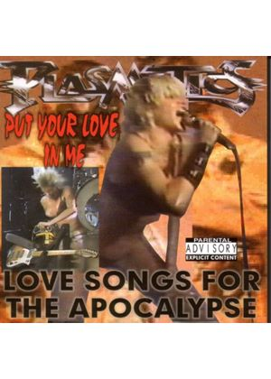 Plasmatics (The) - Put Your Love In Me (Music CD)