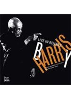 Barry Harris - Live In Rennes (Music CD)