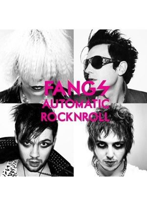 Fangs - Automatic Rock N Roll (Music CD)