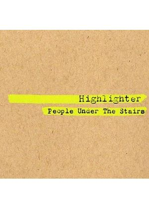 People Under the Stairs - Highlighter (Music CD)