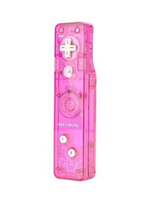 Rock Candy Remote Gesture Controller - Pink (Nintendo Wii)