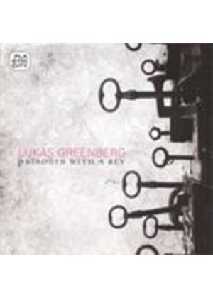 Lukas Greenberg - Prisoner With A Key (Music CD)