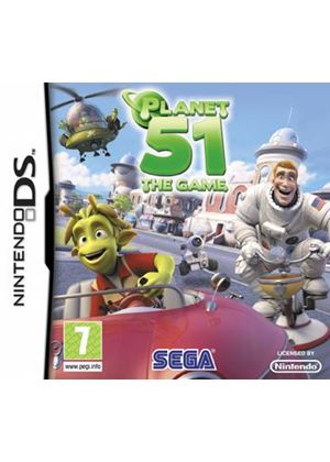 Planet 51 - The Game (Nintendo DS)