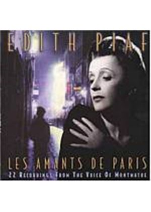 Edith Piaf - Les Amants De Paris (Music CD)