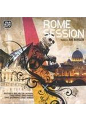 Various Artists - Rome Session (Mixed By DJ Aki Bergen) (Music CD)