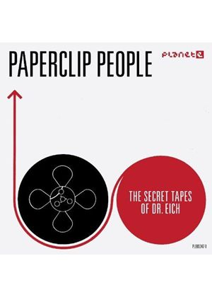 Paperclip People - Secret Tapes of Dr. Eich (Music CD)