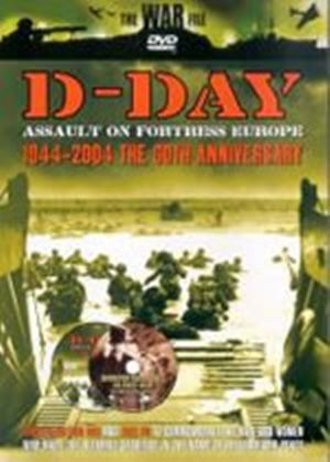 D-Day Assault On Fortress Europe 1944-2004 - The 60th Anniversary (DVD And DVD)