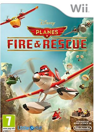 Disney Planes: Fire and Rescue (Nintendo Wii)