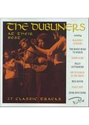 The Dubliners - At Their Best (Music CD)