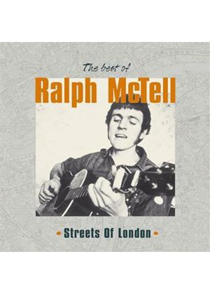 Ralph McTell - Streets Of London - Best Of (Music CD)