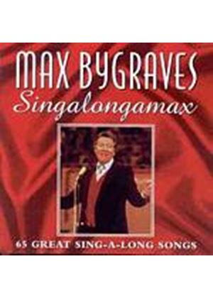 Max Bygraves - Singalongamax (Music CD)