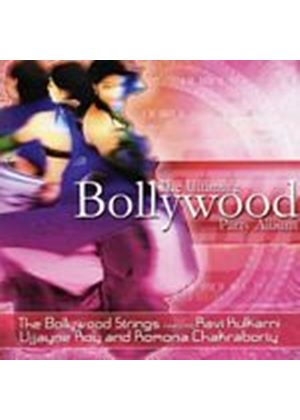 Various Artists - The Ultimate Bollywood Party Album (Music CD)