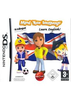 Mind Your Language - English (Nintendo DS)