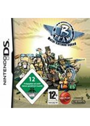 B TEAM - Metal Cartoon Squad (Nintendo DS)
