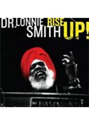 Dr. Lonnie Smith - Rise Up (Music CD)