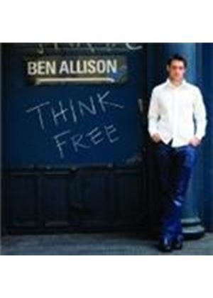 Ben Allison - Think Free (Music CD)